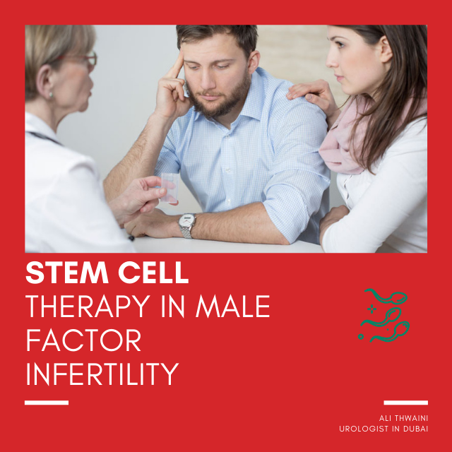Stem Cell Therapy in Male