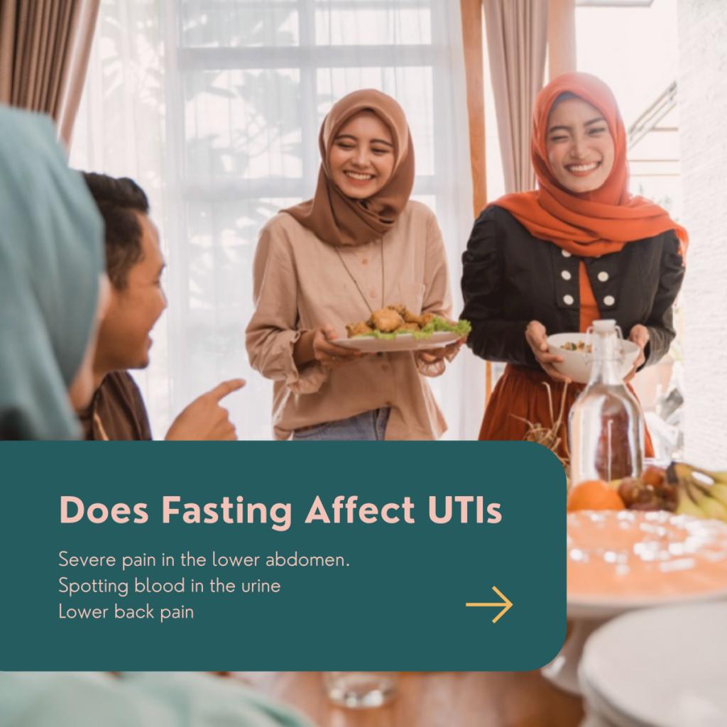 UTI in Ramadan